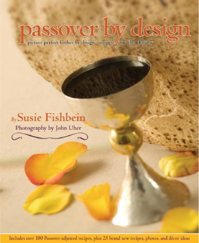 Passover Design: Picture-perfect Kosher
